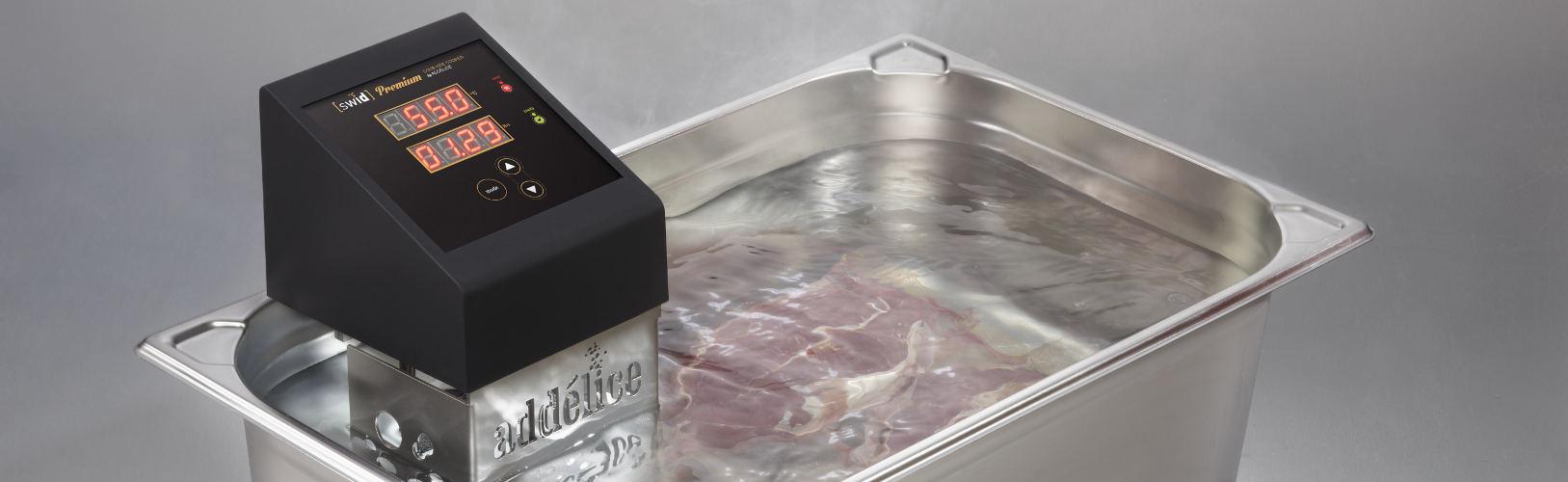 Thermoplongeur cuisson sous vide SWID Premium