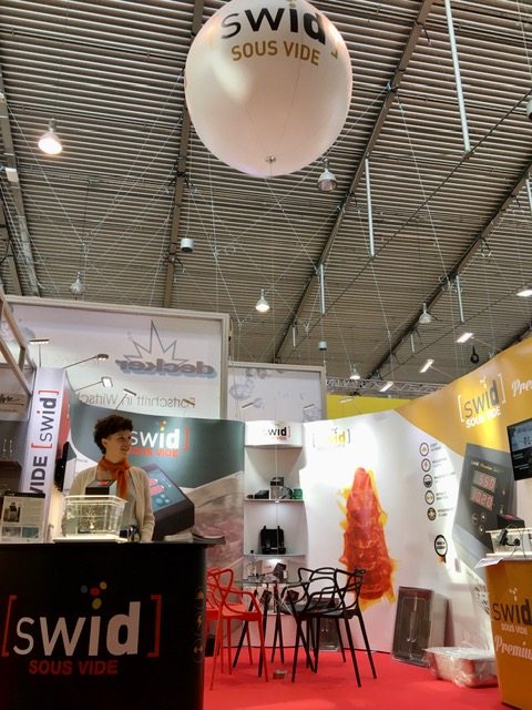 Sous Vide Consulting - Stand Intergastra Stuttgart 2020