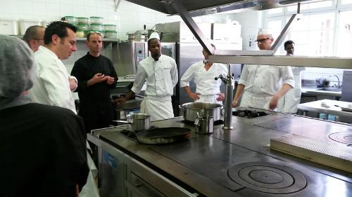 Ecole Grégoire Ferrandi, Formation cuisson sous vide