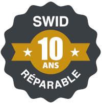 thermoplongeur SWID pour cuisson sous vide 10 ans réparable