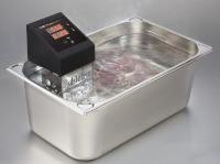 thermoplongeur SWID Premium dans bac de 28 litres