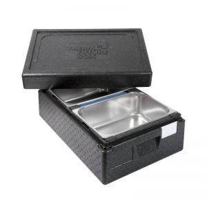Conteneur isotherme pour 2 bacs à glace
