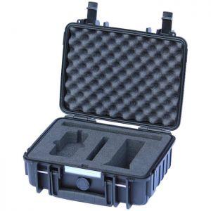 Valise anti-chocs étanche pour thermomètre cuisson sous vide SWAT : Valise ouverte et vide